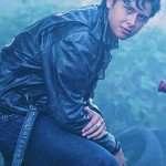 Jordan Connor Riverdale Black Leather Jacket