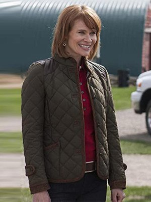 Heartland Kendra Green Quilted Jacket
