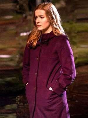 Kennedy McMann Coat
