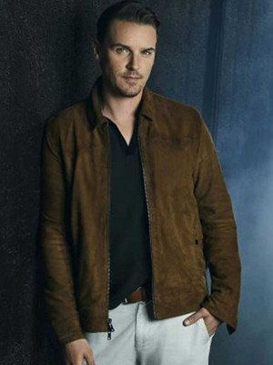 Riley Smith Leather Jacket