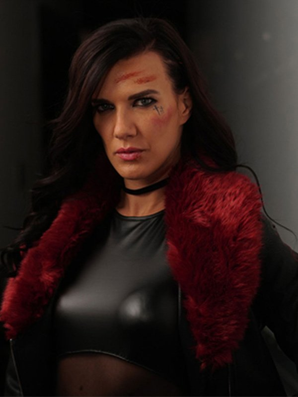 Natalie Burn Jacket
