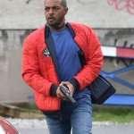 Noel Clarke Bulletproof Aaron Bishop Red Bomber Jacket