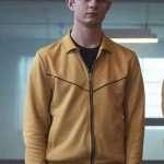Otto Farrant Alex Rider Yellow Jacket