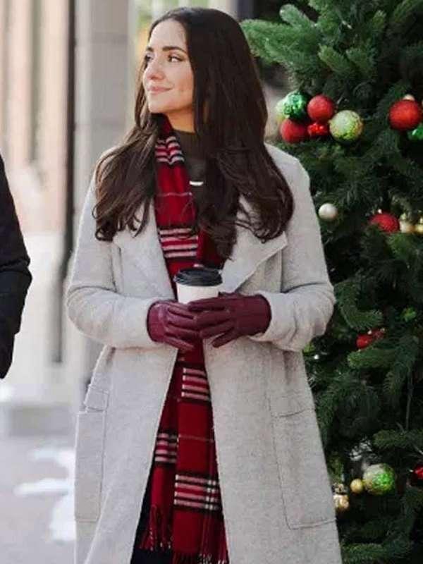 Paniz Zade Dashing Home for Christmas Emily Coat