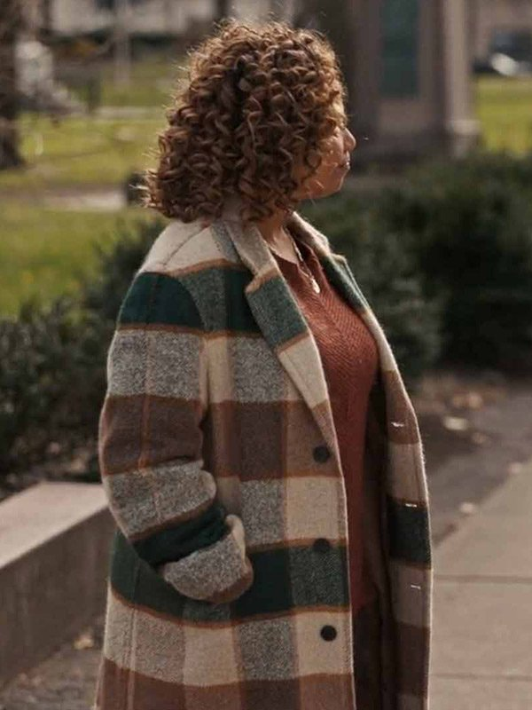 Queen Latifah The Equalizer 2021 Robyn McCall Coat