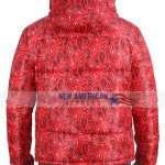 Red Bandana Jacket