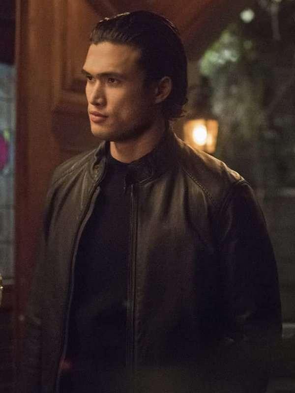 Riverdale Season 5 Reggie Mantle Leather Jacket