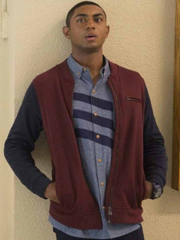 Steven Silver 13 Reasons Why Jacket