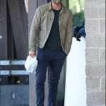 The Adam Project Ryan Reynolds Cotton Jacket