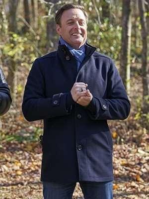 The Bachelor Chris Harrison Wool Jacket