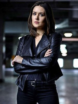 The Blacklist Megan Boone Leather Jacket