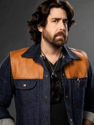 Adam Goldberg The Equalizer 2021 Jacket