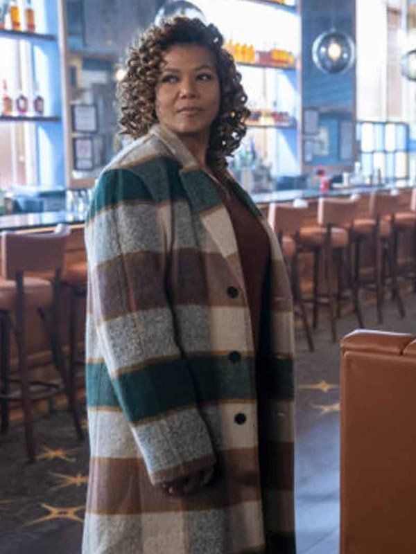 The Equalizer 2021 Robyn McCall Trench Coat