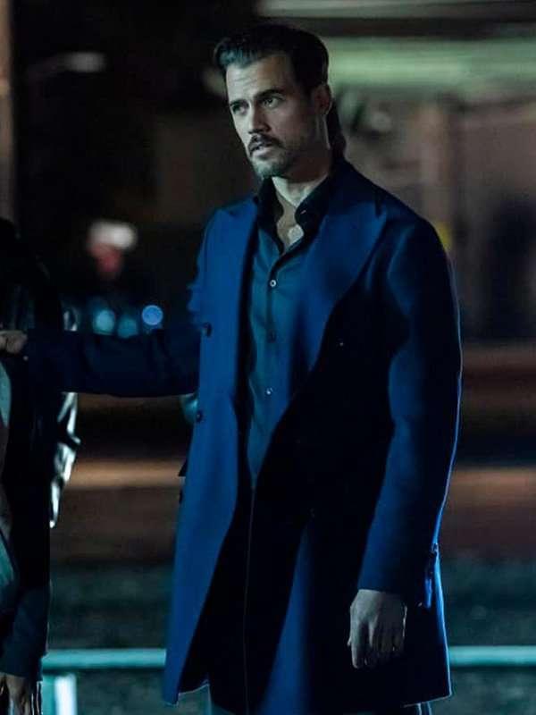 The Equalizer 2021 Thomas Beaudoin Blue Coat
