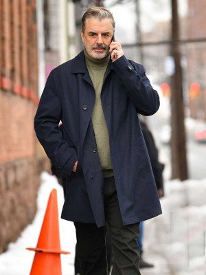 Chris Noth The Equalizer 2021 Coat