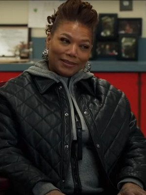 The Equalizer Robyn McCall Leather Jacket
