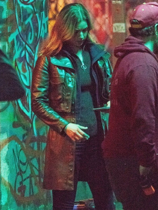 The Falcon and the Winter Soldier Sharon Carter Coat