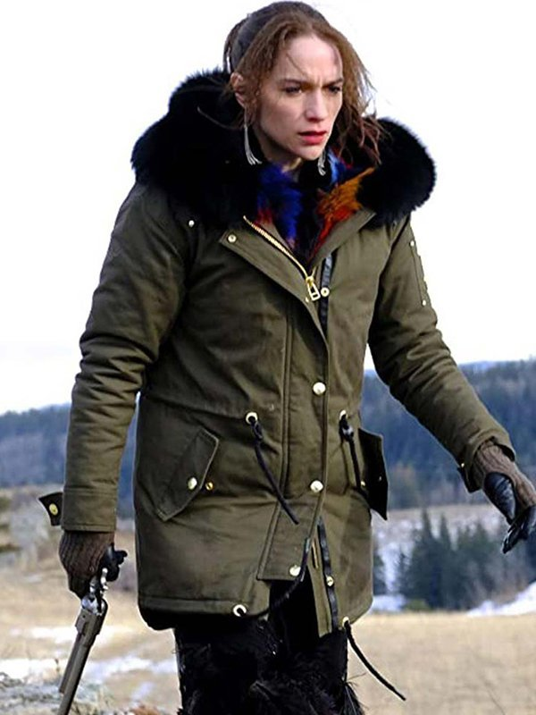 Wynonna Earp Season Melanie Scrofano Jacket