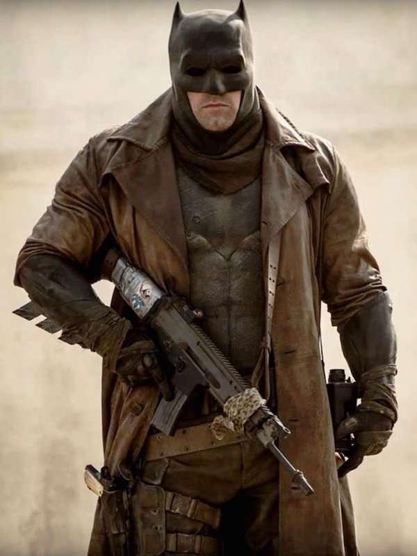 zack snyders justice league ben affleck batman coat
