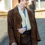 Aren Buchholz Suede Leather Jacket