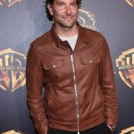 Bradley Cooper Brown Leather Jacket