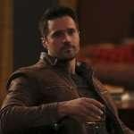 Brett Dalton Agents Of Shield Grant Ward Leather Jacket