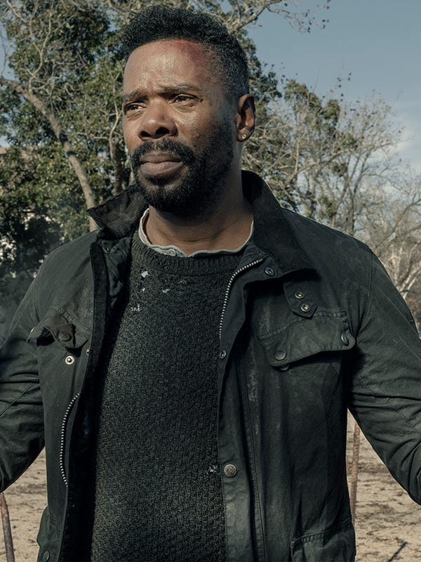 Colman Domingo Black Jacket