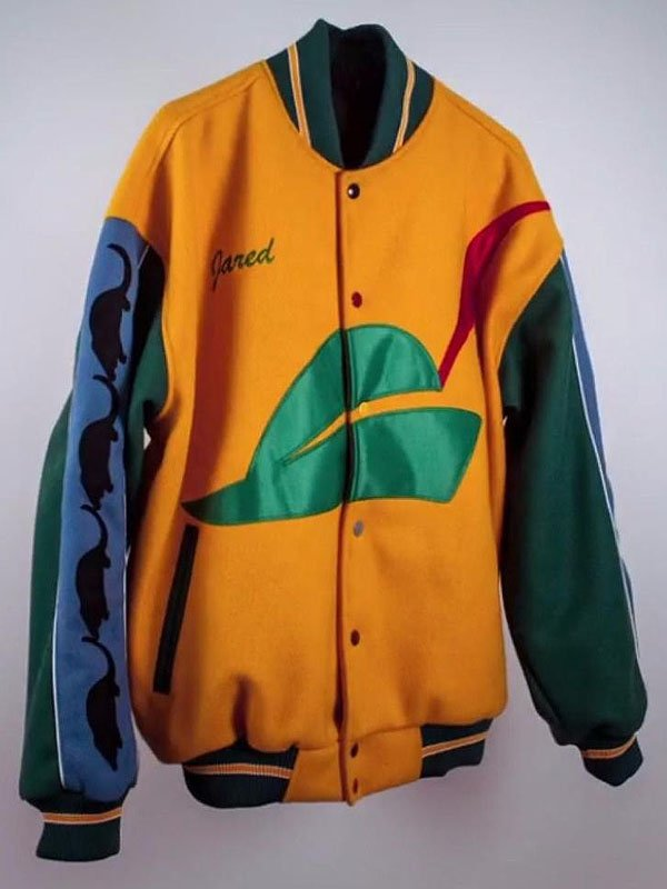 Donald Jared Dunn Silicon Valley Pied Piper Jacket
