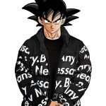 Goku Drip Jacket