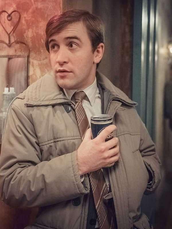 It's a Sin Colin Morris-Jones Hooded Jacket