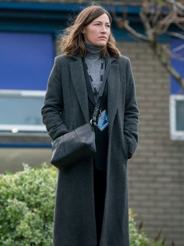 Kelly-Macdonald-The-Line-of-Duty-Jo-Long-Coat