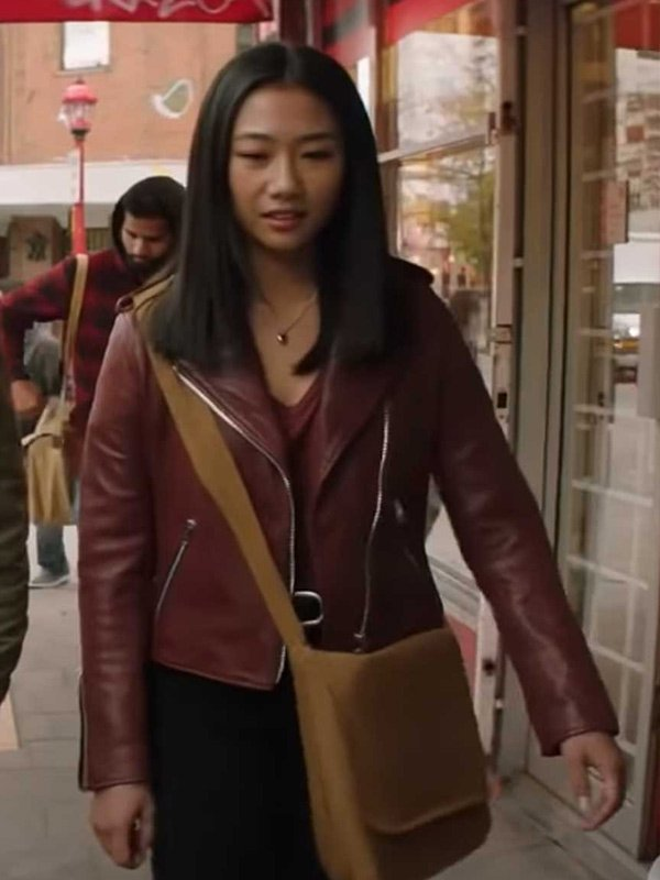 Kung-Fu-Olivia-Liang-Leather-Jacket