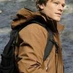 MacGyver Angus MacGyver Brown Jacket