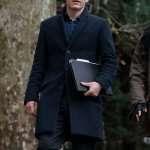 Mare of Easttown Evan Peters Wool Coat