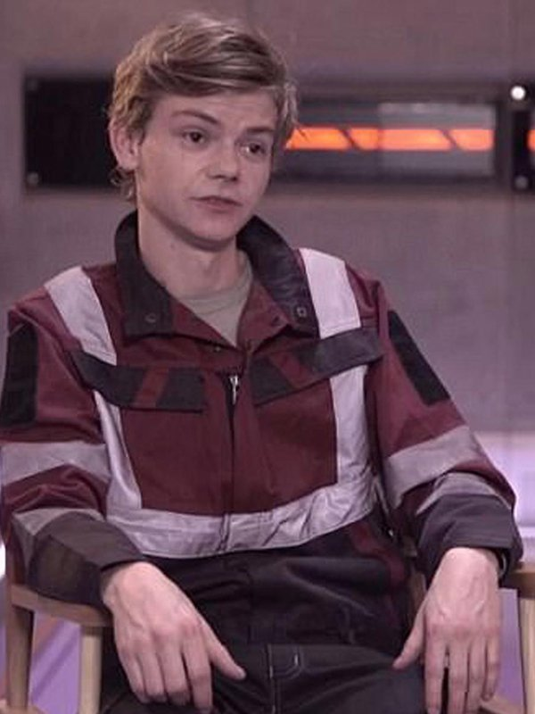 Maze Runner The Death Cure Thomas Brodie-Sangster Jacket