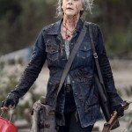 Melissa McBride The Walking Dead Carol Denim Jacket