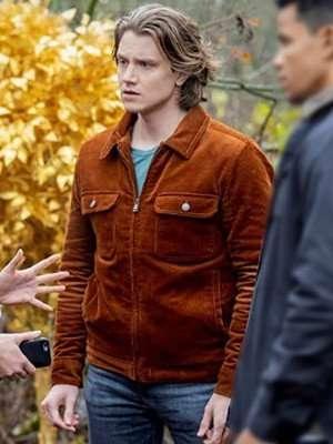 Nancy Drew Alex Saxon Jacket