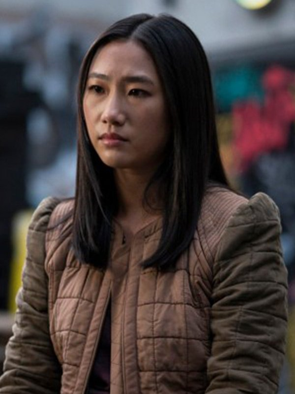 Olivia Liang Jacket