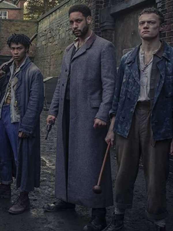 Royce Pierreson The Irregulars Coat