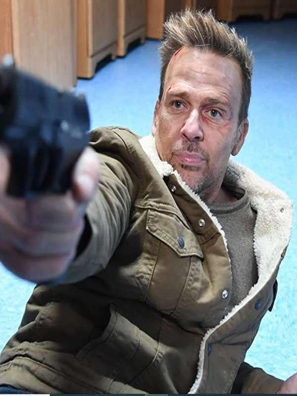 Sean Patrick Flanery Assault on Station 33 Jacket