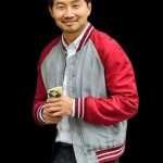 Shang-Chi Red Bomber Jacket