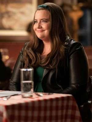 Shrill Annie Easton Black Leather Jacket