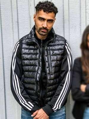 Snabba Cash Alexander Abdallah Puffer Vest
