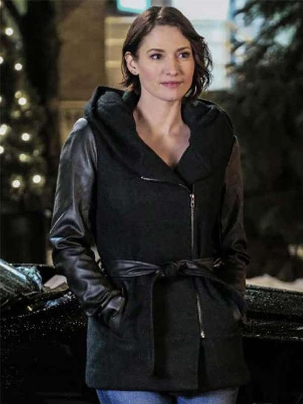 Supergirl Alex Danvers Hooded Jacket