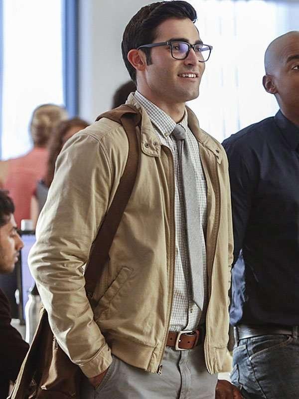 Supergirl Tyler Hoechlin Jacket