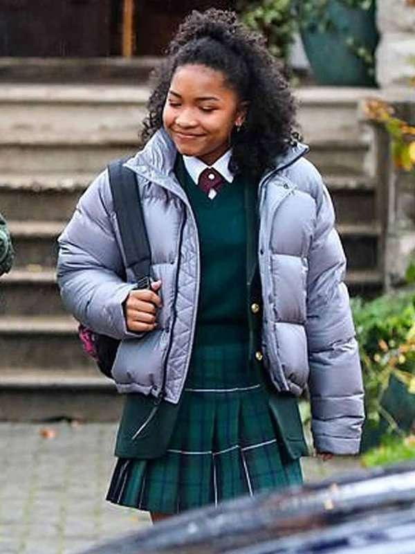The Equalizer Delilah Puffer Jacket
