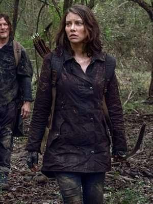 Maggie Rhee The Walking Dead Jacket