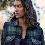 The Walking Dead Maggie Rhee Plaid Jacket