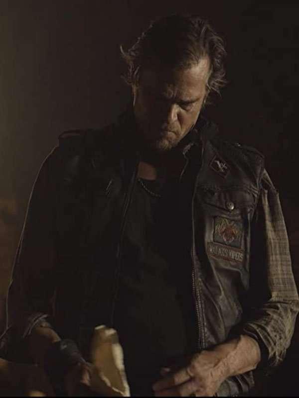The Walking Dead Season 10 Baxter Vest