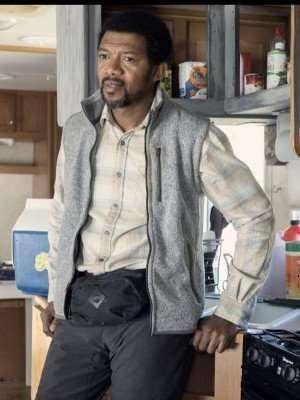 Franklin Miles Mussenden The Walking Dead Vest